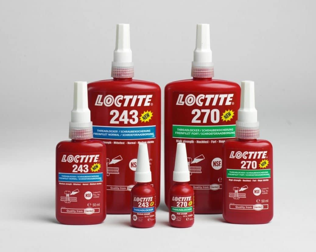 Loctite Range