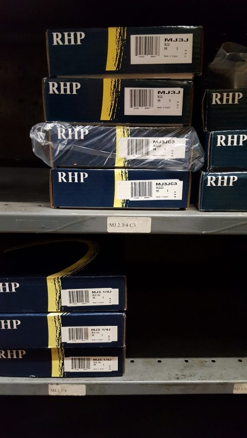 RHP lines in stock