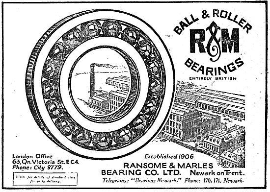 HOFFMANN R&M Bearings