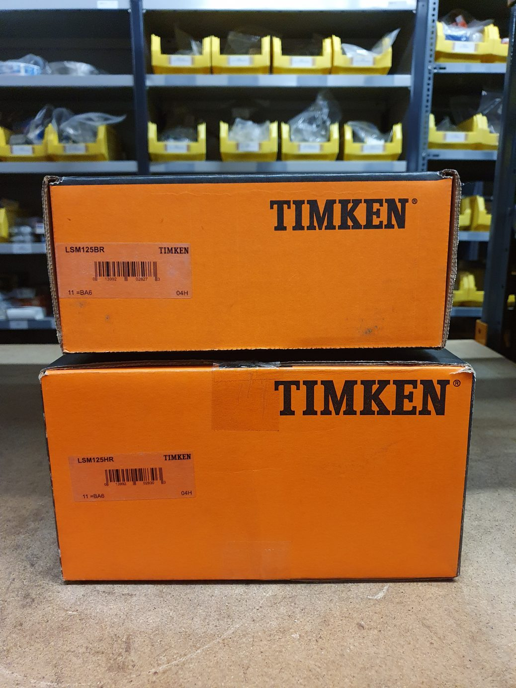 TIMKEN Split Roller Bearings